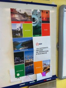 Poster EDF