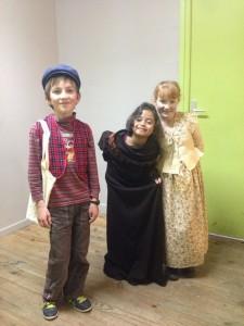 Hansel, Gretel et la sorcière